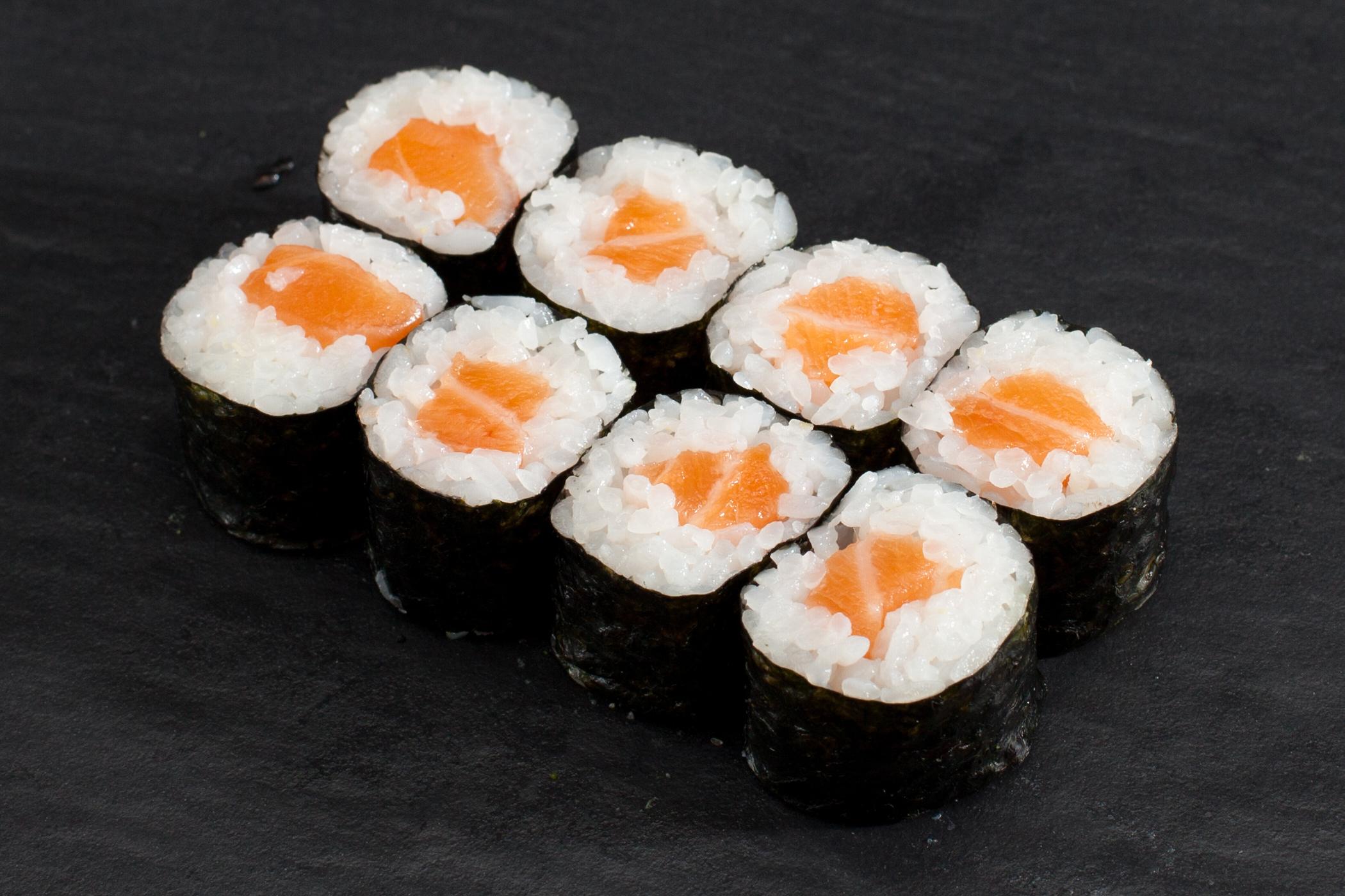 01 maki saumon
