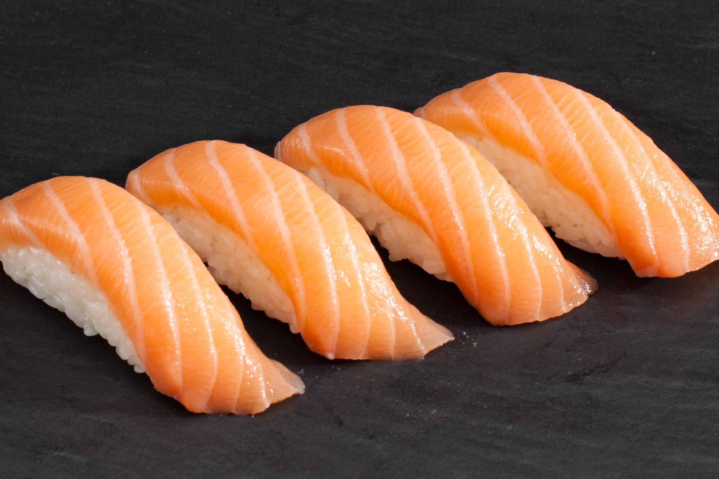 11 4 sushi saumon
