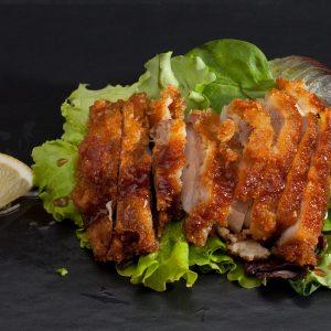 25 poulet teriyaki