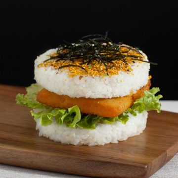 Sushi Burger 2