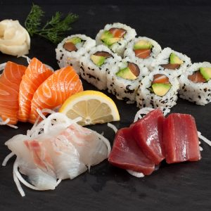 M10 Maki sashimi