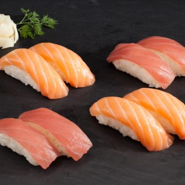 M7 – Sushi thon-saumon