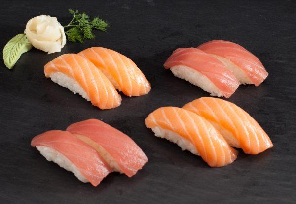 M7 Sushi Thon Saumon