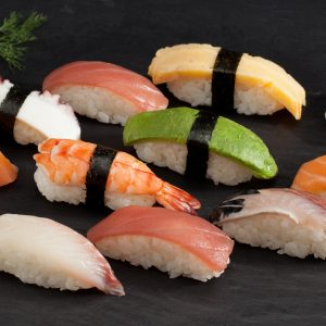 M8 Assortiment sushi