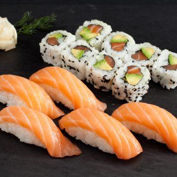 M9 – Maki sushi