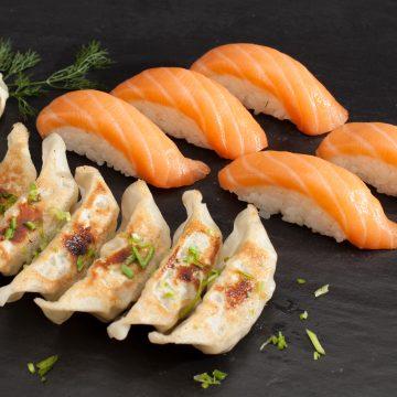 MB14 – Sushi gyoza
