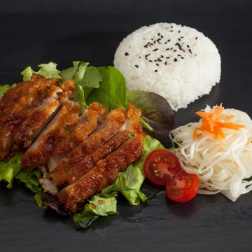 PC1 – Poulet teriyaki