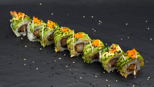 SP3 Dragon roll
