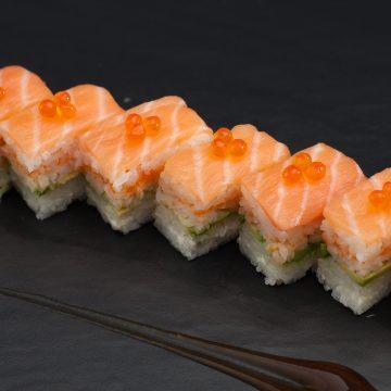 SP7 – Sushi cube